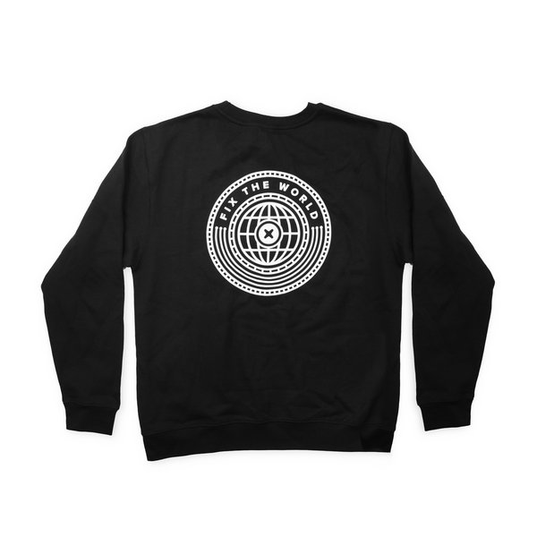 Fix the World Sweatshirt / Crewneck / S