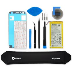 Moto X4 Replacement Battery / Fix Kit
