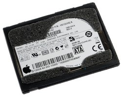 MacBook Air (Late 2008-Mid 2009) 120 GB Hard Drive