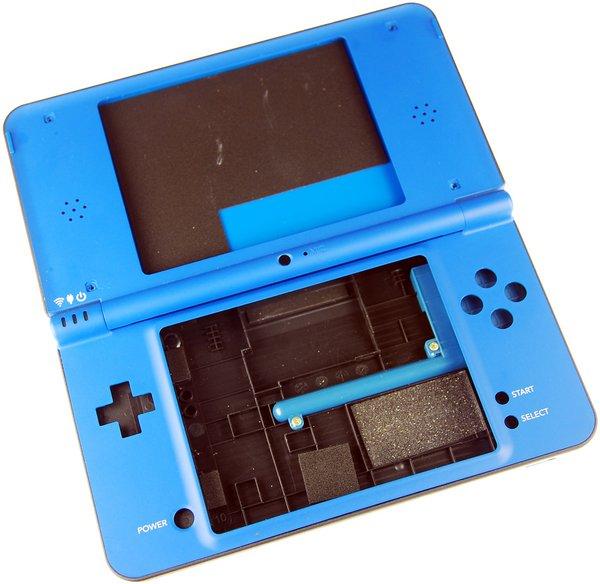 Nintendo DSi XL Outer Shell / Blue / A-Stock