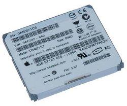 iPod mini Gen 2 4 GB Hard Drive / Without Padding
