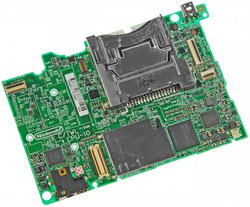 Nintendo DSi Motherboard