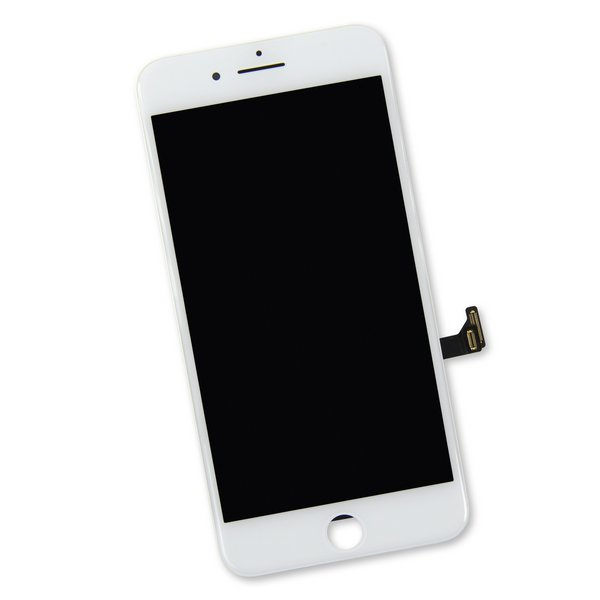 iPhone 8 Plus Screen / White / Part Only