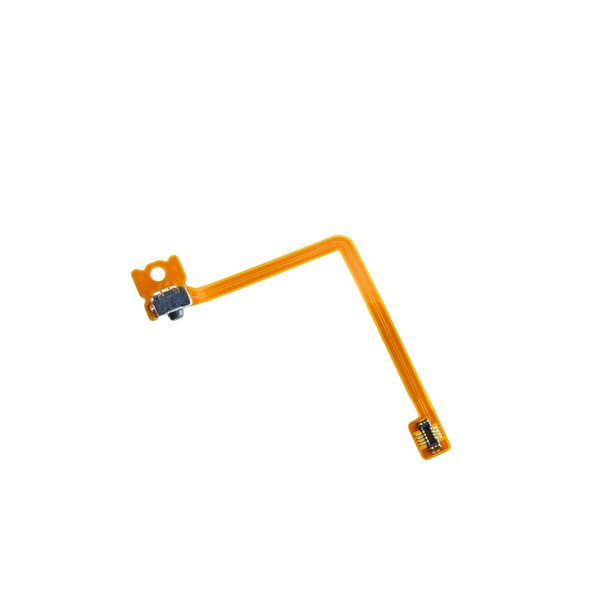 Nintendo 3DS XL Left Trigger Button Flex Cable