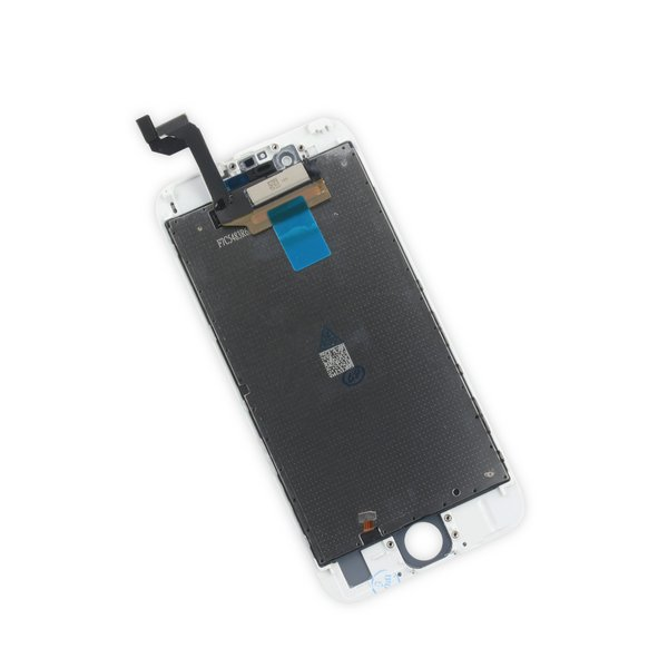 iPhone 6s LCD and Digitizer / New, Premium / Part Only / White