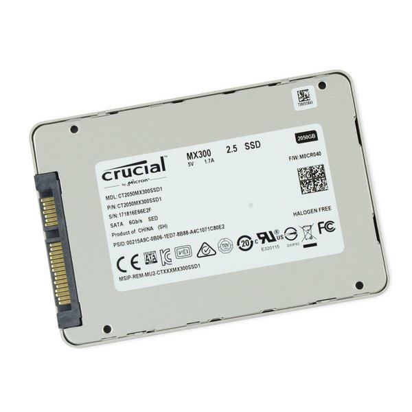 2 TB Crucial MX300 SSD