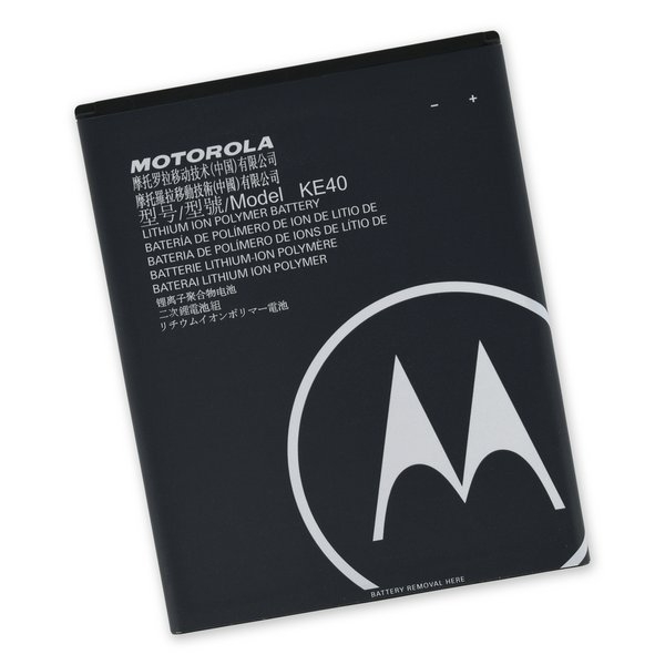 Moto E6 Replacement Battery / Part Only