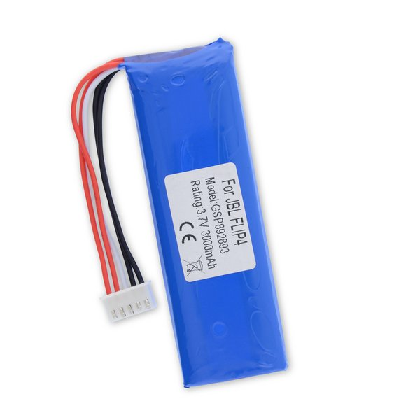 JBL Flip 4 Replacement Battery