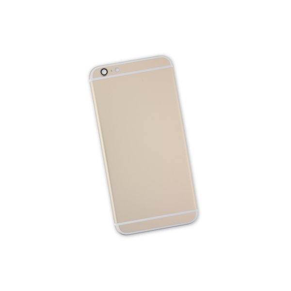 iPhone 6s Plus Blank Rear Case / Gold