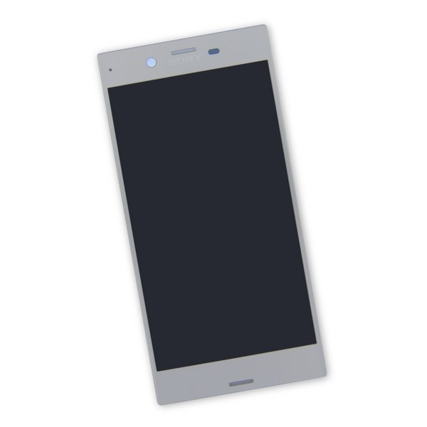 Sony Xperia XZ LCD Screen and Digitizer / Silver