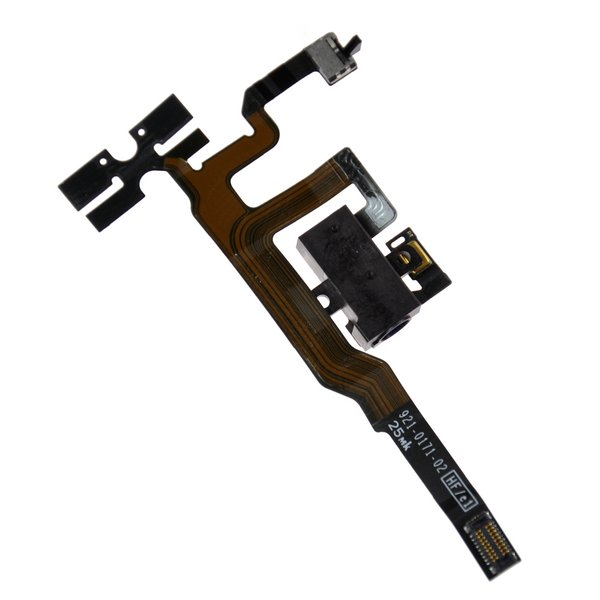 iphone 4s headphone jack volume control cable 821 1336. Black Bedroom Furniture Sets. Home Design Ideas