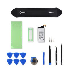 Galaxy S6 Edge Replacement Battery / New / Fix Kit v.1