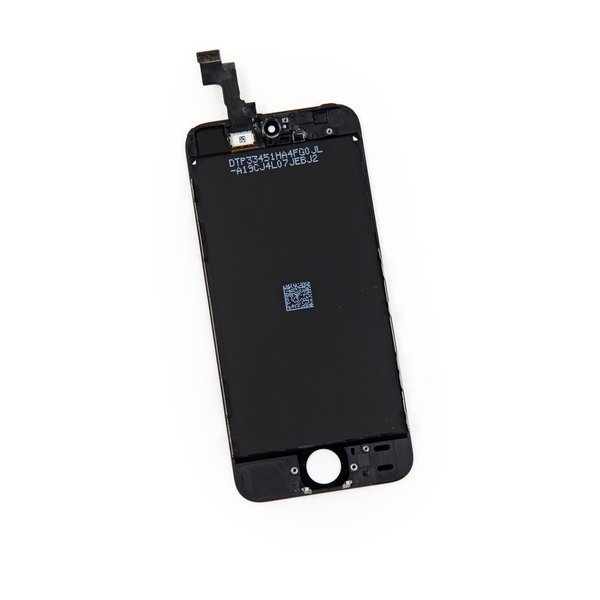 iPhone 5s LCD and Digitizer (5-Pack) / Black
