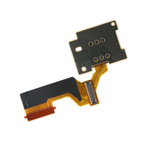 HTC One (M9) SIM Card Bay