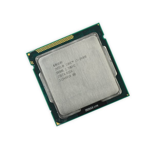 Intel i5-2400S Desktop CPU