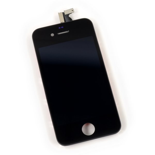 iPhone 4 LCD Screen and Digitizer (CDMA/Verizon) / Part Only / Black / B-Stock