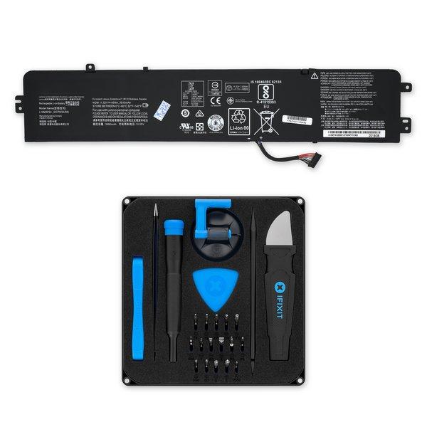 "Lenovo Ideapad 700 15"" Replacement Battery / Fix Kit"