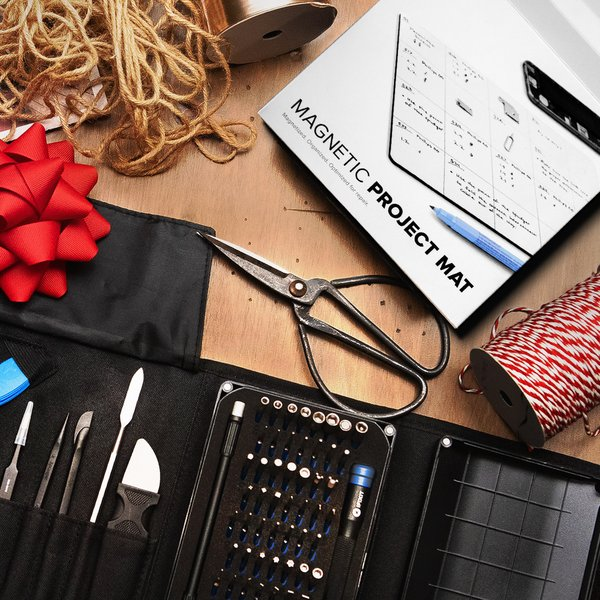 Pro Tech Toolkit + Magnetic Project Mat Bundle