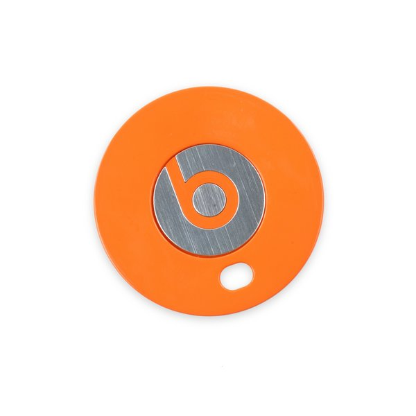 Beats by Dre. Studio Right Headphone Cover / Orange