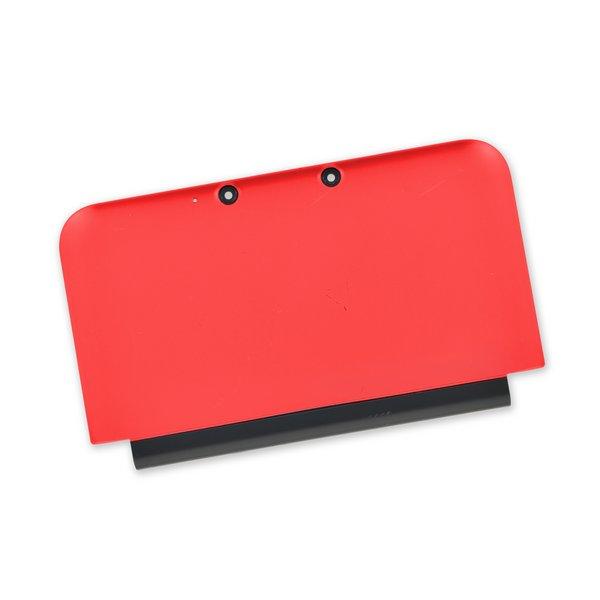 Nintendo 3DS XL Top Panel / Red / C-Stock