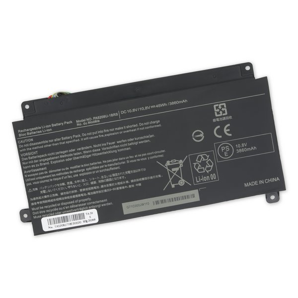 Toshiba PA5208U-1BRS Replacement Laptop Battery / Part Only