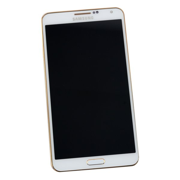 Galaxy Note 3 LCD Screen and Digitizer Assembly (Sprint/Verizon) / A-Stock / Rose Gold
