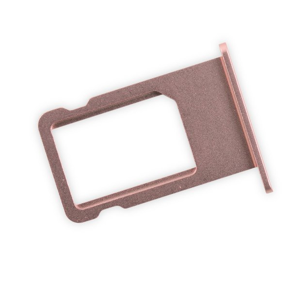 iPhone 6s Nano SIM Card Tray / Rose Gold