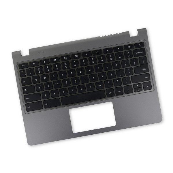 how to fix chromebook keyboard