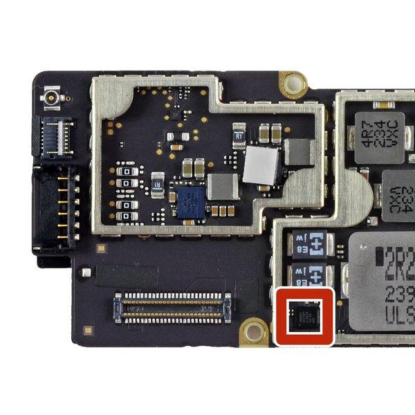 iPad 4 U2 IC
