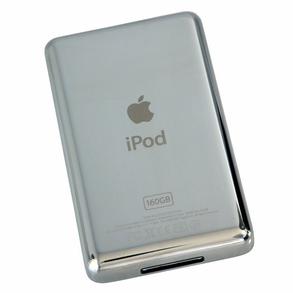 iPod Classic Thick Rear Panel