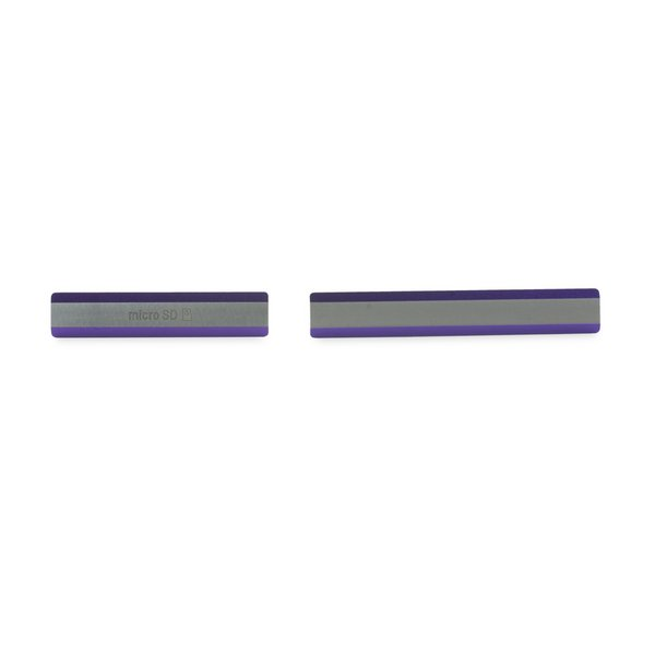 Sony Xperia Z2 Access Covers / Purple