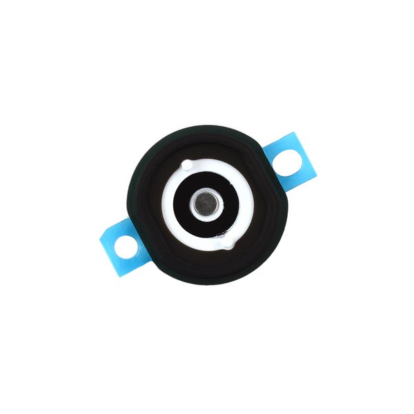 iPad mini & mini 2 Home Button / White / With Gasket