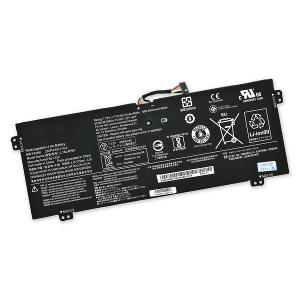 "Lenovo Yoga 720 13"" Replacement Battery / Part Only"