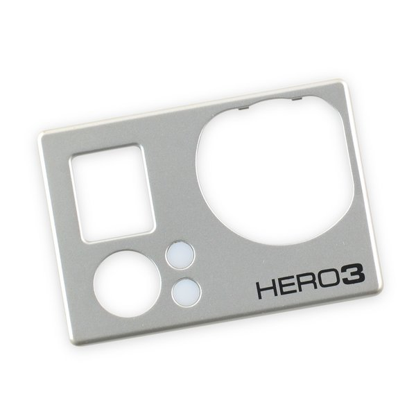 GoPro Hero3 Black Front Panel