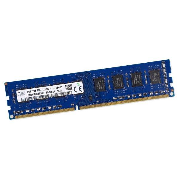 PC3-12800 8 GB RAM DIMM Chip (Desktop) / Used