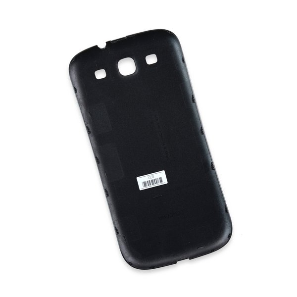 Galaxy S III Battery Cover (Verizon) / Black / A-Stock
