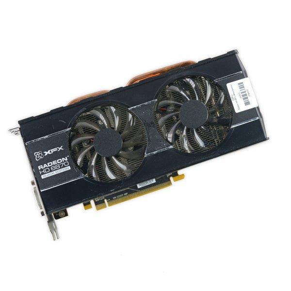 XFX Radeon HD 6870 (Black Edition) Graphics Card