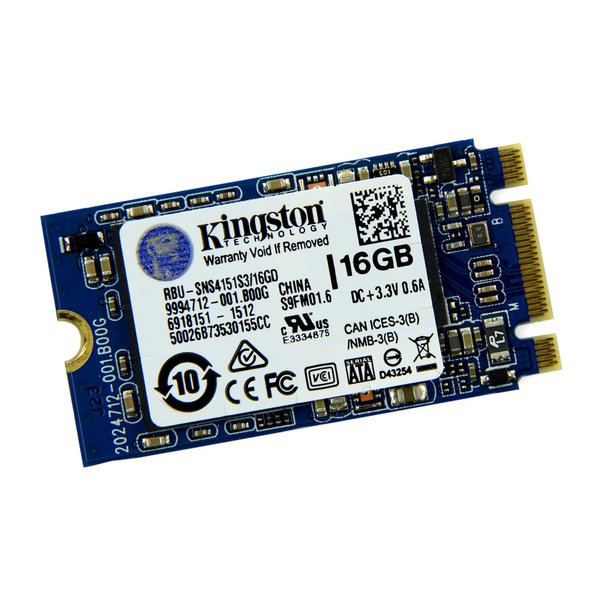Acer Chromebook C740/C720/C720P SSD Drive / Used / 16 GB