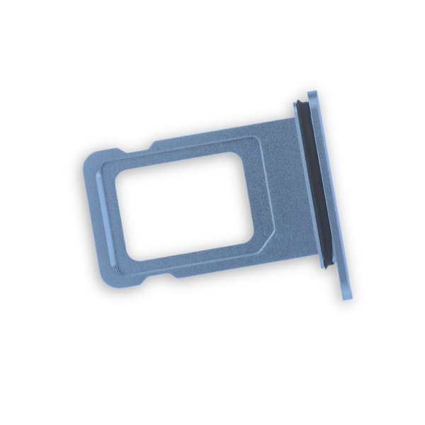 iPhone XR Single SIM Card Tray / Blue